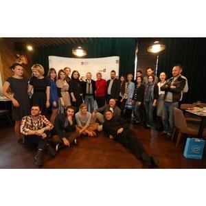 Игорь Янковский встретился с участниками III Национального конкурса КМКФ «Молодость»