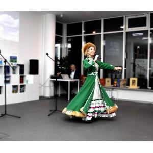Дни Башкортостана в Библиотеке-медиацентре на Аргуновской
