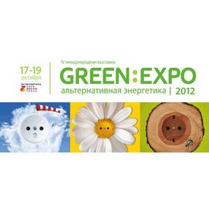 Солнце, ветер и биомасса на выставке GREENEXPO