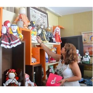 Коллекция «Тряпичная кукла» фонда «Миссия» побывала в Болгарии