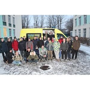 Врачи-волонтеры принимают участие в мероприятиях проекта «Интегративное волонтерство»