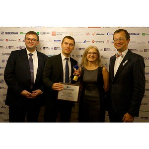 Антон Рожковский награжден премией «Репутация»