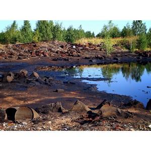 ГК Корпорация «ГазЭнергоСтрой» ликвидирует «Черную дыру», «Белое море» и полигон «Игумново».