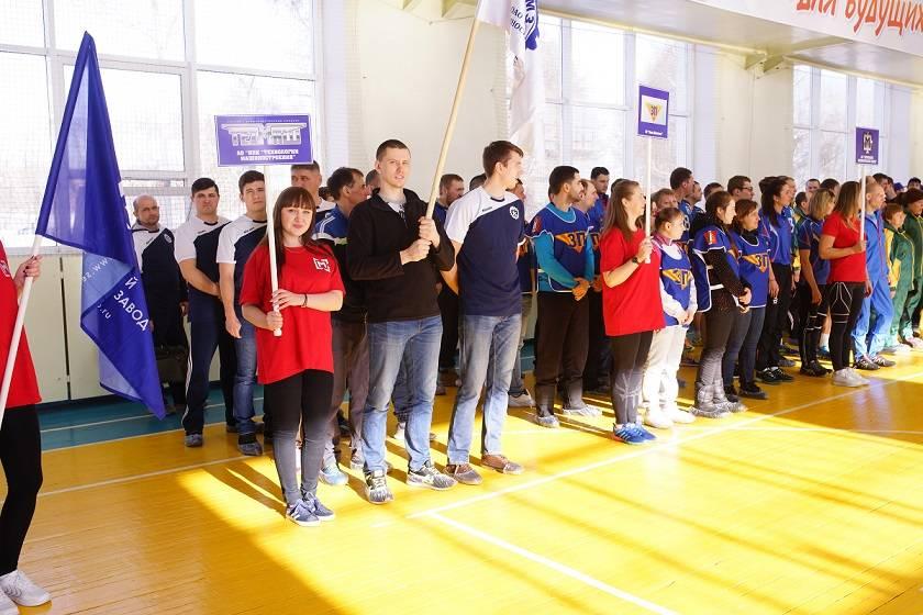 V зимняя спартакиада «Кубок вызова – 2018» в Серове