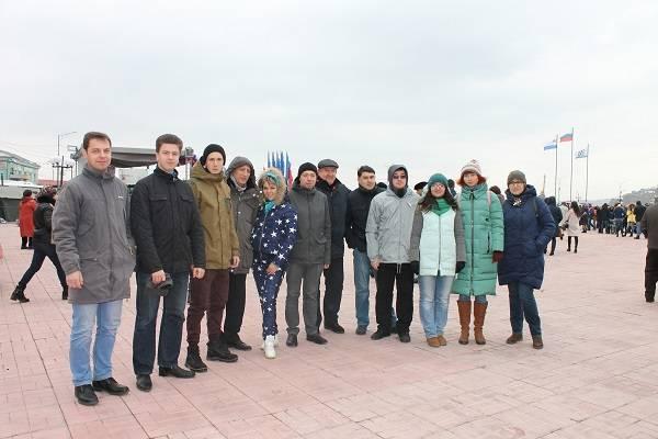 Активисты ОНФ на Камчатке приняли участие в торжествах в честь Дня народного единства