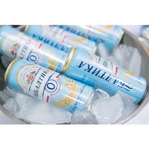 «Балтика-Самара» расширяет линейку безалкогольного пива новым пшеничным вкусом
