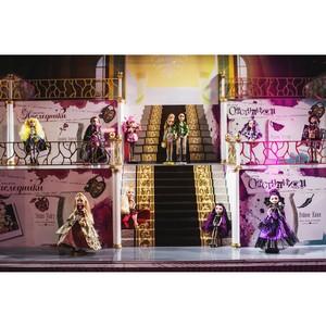 Компания Mattel представляет новый бренд - Школа Ever After  (Ever After High)!