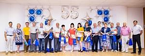 Цех железнодорожного транспорта Стойленского ГОКа отмечает 55-й день рождения
