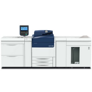 "Xerox Versant 2100 Press была установлена в типографии ""ƒва комсомольца"""