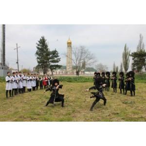 Представители «Молодежки ОНФ» в Чечне провели акцию «Шумные выходные»