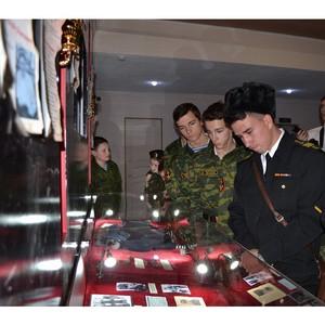 В Ростове открыли Мемориал боевой славы