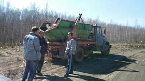 Челябинские активисты Народного фронта провели рейды в рамках проекта «Генеральная уборка»