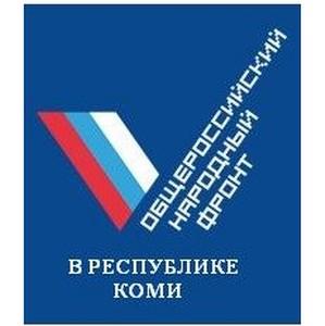 Активисты ОНФ провели профилактическую акцию на пешеходных переходах возле школ Сыктывкара
