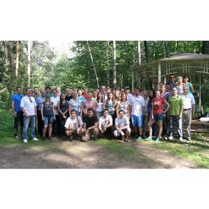Компания Eaton стала участником субботника в столичном парке Сокольники