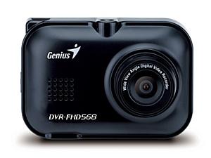 Маленький размер при больших возможностях – видеорегистратор Genius DVR-FHD568