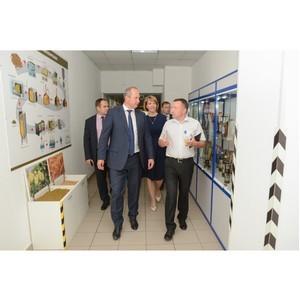 Виталий Кушнарев: «Ростову-на-Дону нужны стабильно развивающиеся предприятия»