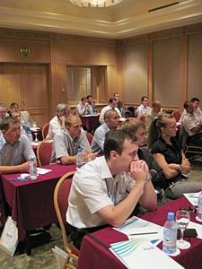 Компания «Андэк» провела семинар в Казахстане