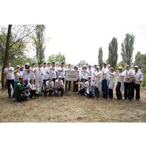 Новый речной парк заложен в Ростове-на-Дону