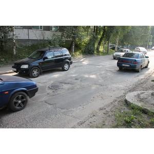 Активисты ОНФ в Коми настаивают на соблюдении технологий при ремонте дорог методом пневмонабрызга