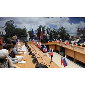ОНФ в Приамурье держит на контроле ход реализации программ благоустройства дворовых территорий