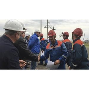 Энергетики Красноярского края проверили свои знания и навыки