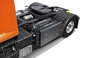 Iveco Stralis Natural Power Евро-6: чемпион по экономии и экологичности