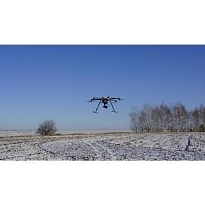 Энергетики МРСК Центра проводят испытания новейшего летательного аппарата