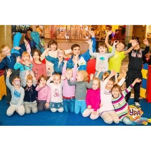 Выходные для детей с пользой и интересом в ТРЦ «Аура»