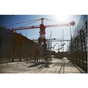 На КуАЭС-2 завершено бетонирование фундамента здания блока №2