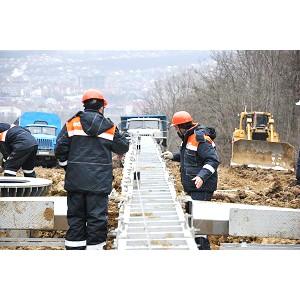 ФСК ЕЭС завершает строительство фундамента под основное оборудование новой подстанции в Краснодаре