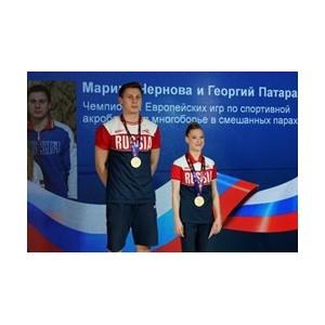 Триумф российских гимнастов на Играх в Баку-2015