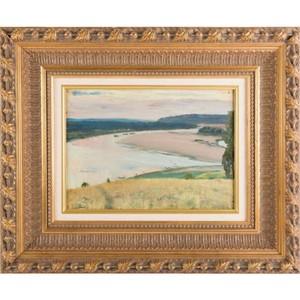 Аукционный дом «Кабинетъ» выставит 8 октября уникальные полотна «первых имён» русской живописи