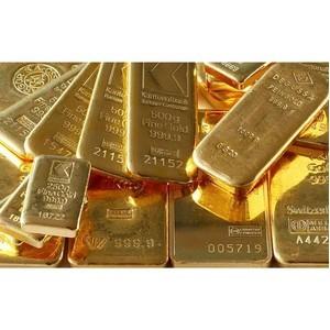 Золото не перестает удивлять: рост спроса почти на 150%