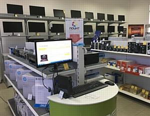 В Краснодаре открылся второй франчайзинговый магазин сети Позитроника