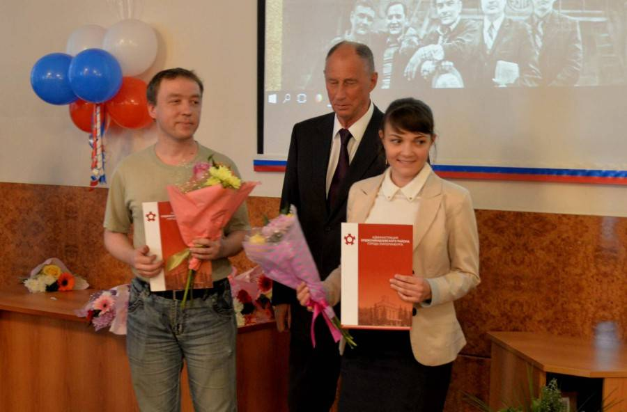 Уралмашевцы отметили день машиностроителя