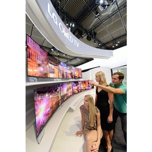 Высокое качество изображения всех телевизоров LG нового поколения на IFA 2013
