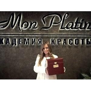 Полина Филоненко оставила свой отзыв о процедуре в Академии Красоты Mon Platin