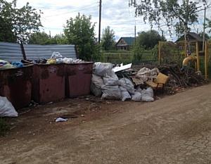 60% свалок образуются из-за нежелания жителей частного сектора заключать договоры на вывоз мусора