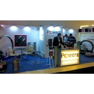 Резиновые компенсаторы «Компенз-Вибро» на выставке «Russia Power»