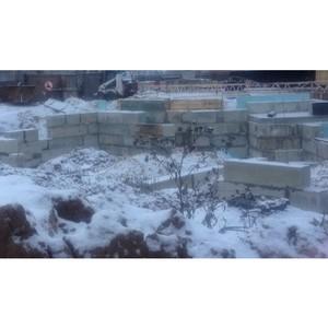 Активисты ОНФ в Коми инициировали проверку прокуратуры по недостроенному жилому дому в Выльгорте