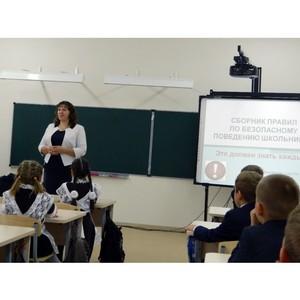 Активисты ОНФ в Мордовии провели для школьников мастер-классы по безопасности дорожного движения
