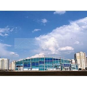 Открытие нового ледового дворца спорта