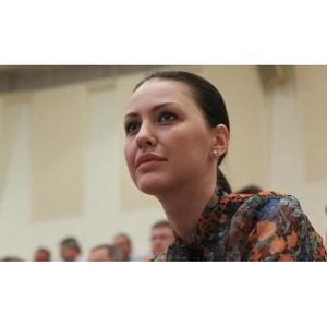 Аршинова - об усыновлении и дистанционной работе для матерей