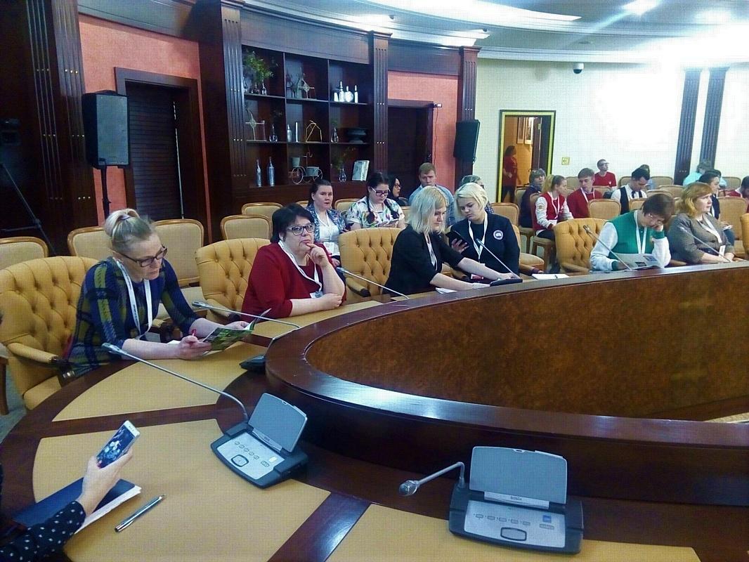 """Участники """"Нулевого километра"""" приняли участие в форуме """"Сообщество"""" в городе Ханты-Мансийск"""