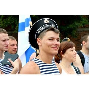 День Военно-Морского флота прошел в Нижнем Новгороде