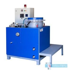 Мы завершаем испытания вакуумной печи шахтного типа ЭСКВЭ-1,5.2,0/10ШМ10
