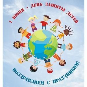 Праздник для детей в Реабилитационном центре города Ялта