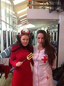 Добровольное донорство – защита от вампиризма