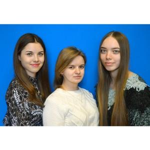 Шурыгина Дарья и Поликарпова Виктория - призеры межвузовского конкурса студентов «Sberbank Open»