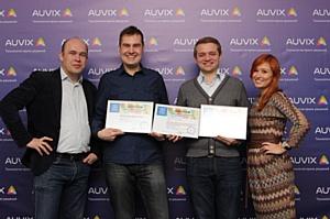 Церемония награждения победителей ежегодного конкурса iRidium Awards в Auvix